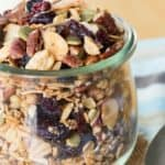 Homemade Maple Granola Recipe