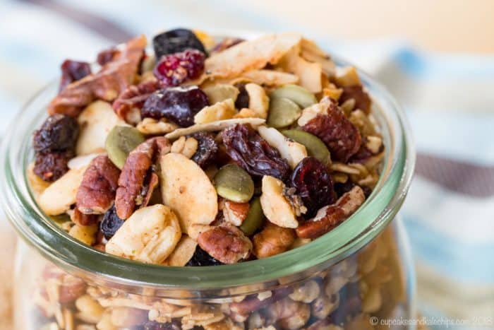 Maple Nut Gluten-Free Granola Recipe