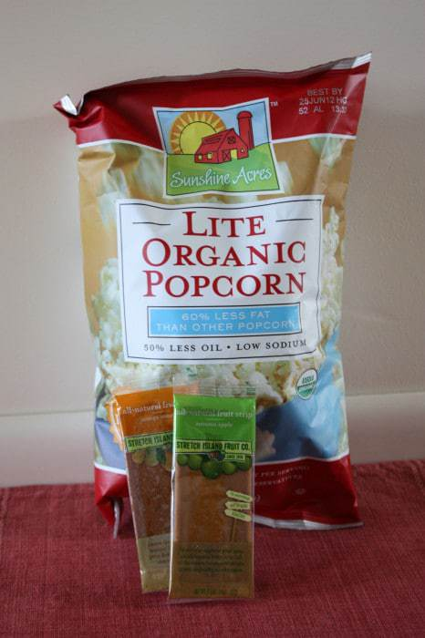 Sunshine Acres Organic Popcorn