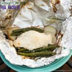 Lemon Chicken Foil Packets