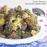 Lemon Parmesan Roasted Broccoli recipe-2484 title