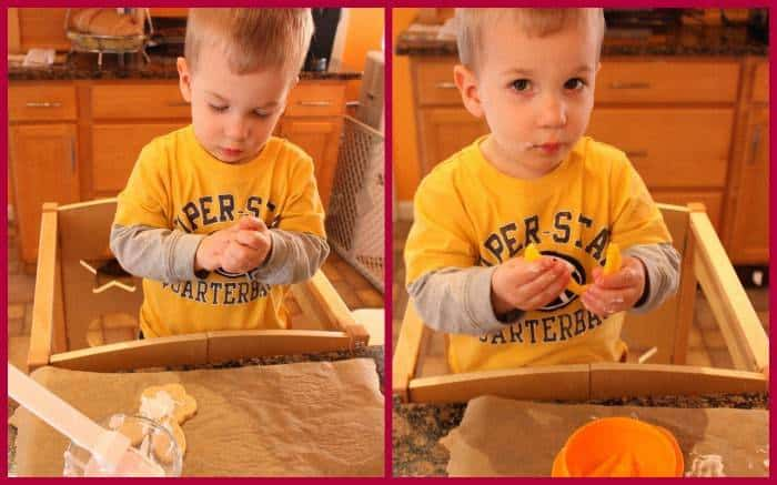 Sugar Cookie Decorating with The Bug