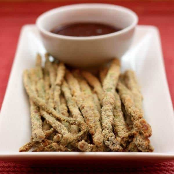 Cornmeal Crusted Asparagus 1