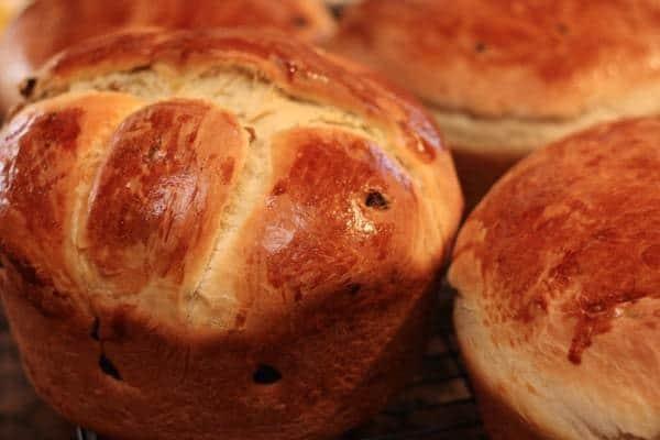 Easter Bread - Pascha Paska
