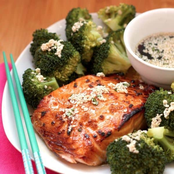 Maple Sesame Glazed Salmon submit