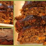 Roasted Veggie Balsamic Meatloaf and Manly Men Meals