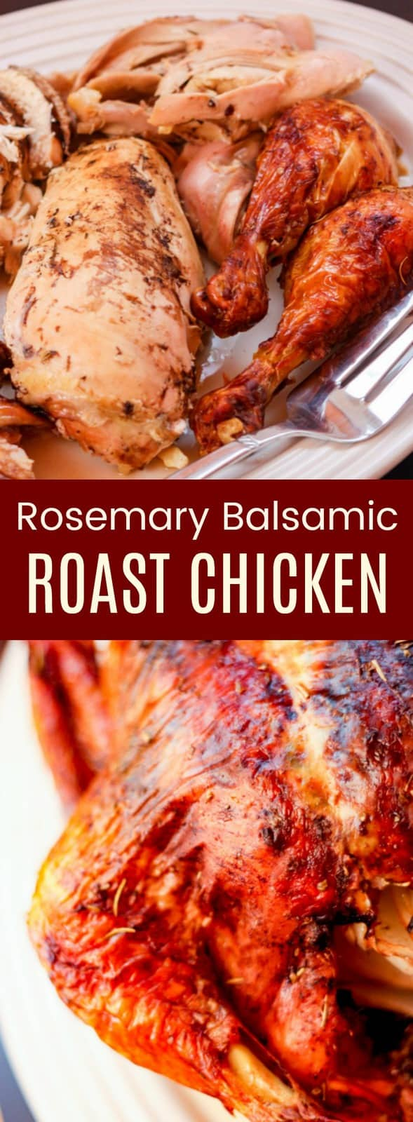 Rosemary Balsamic Chicken Recipe from Cupcakes and Kale Chips