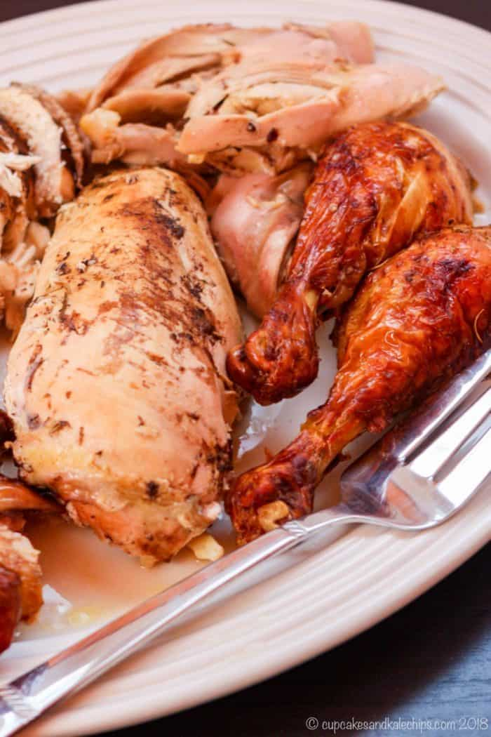 How to Roast Chicken with Balsamic Vinegar and Rosemary