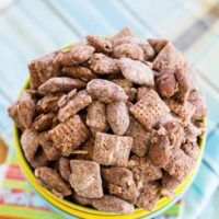 Almond Joy Puppy Chow