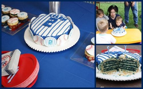 Birthday Cake collage