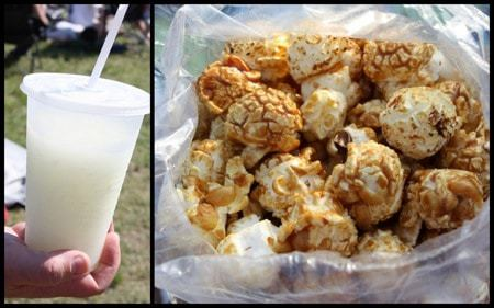 Blues Festival Snacks