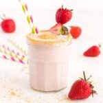 Square featured image for Strawberry Cheesecake Smoothie Recipe