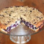 Blueberry Chobani Buckle – A Guest Post by Robin from Knead to Cook