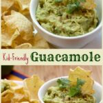 Kid-Friendly Guacamole