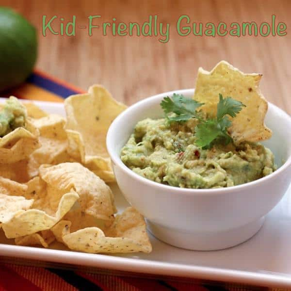 Guacamole with caption 001