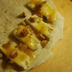 Brie, Mango Chutney and Walnut Quesadillas – A Guest Post from Paula of Vintage Kitchen Notes