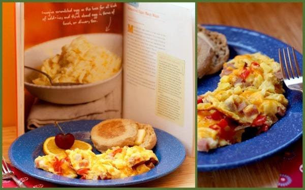 Hawaiian Scrambled Eggs collage 1