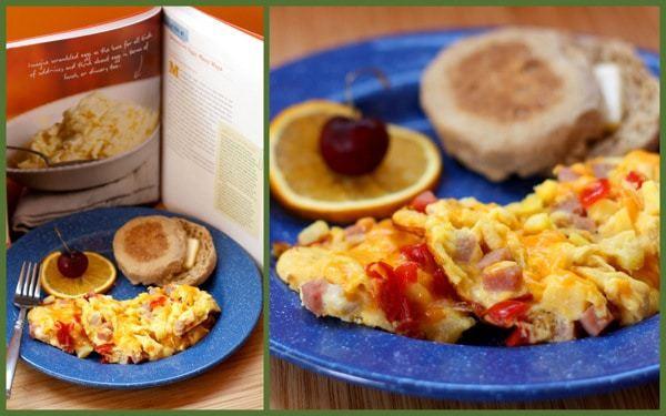 Hawaiian Scrambled Eggs collage 2