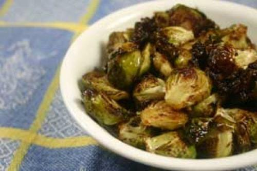 BalsamicBrusselsSprouts