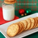 Coconutty Snickerdoodles (aka Coco-Doodles)