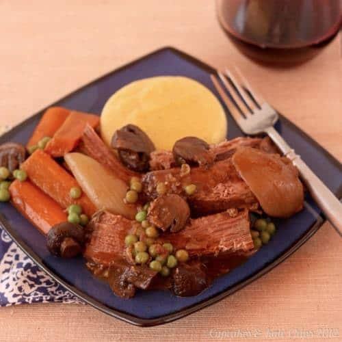 Slow Cooker Beef Pot Roast Inspired By Giada Delaurentiis