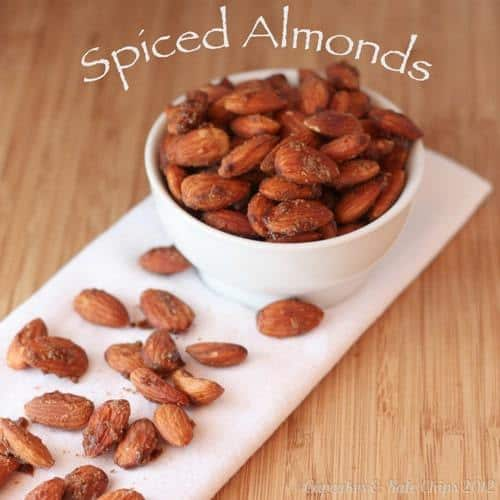 Spiced Almonds | Cupcakes Kale Chips 2012 | 1 title wm