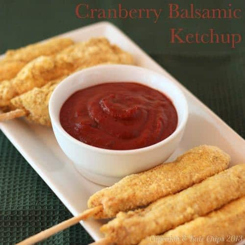 Cranberry Balsamic Ketchup | Cupcakes  Kale Cips 2013 | 1 title wm