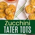 Zucchini Tater Tots Pin