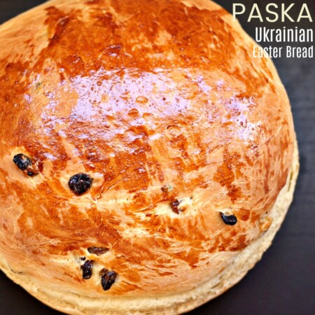 Paska Recipe Featured Image