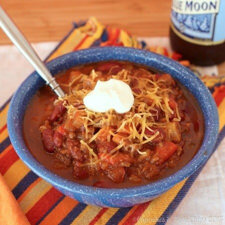 Slow Cooker Aloha Chili