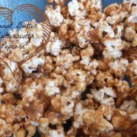 Peanut Butter Butterscotch Popcorn