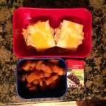 What's in the Lunchbox Wednesday 7-31-13 (Camp Edition)
