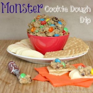Monster Cookie Dough Dip 1 title