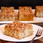 Gluten Free Pumpkin Coffee Cake with Pecan Streusel Recipe