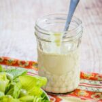 Creamy Maple Dijon Greek Yogurt Dressing 5 title