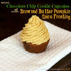 Mini-Chocolate-Chip-Cookie-Cupcakes-with-Pumpkin-Spice-Browned-Butter-Frosting-6-title.jpg