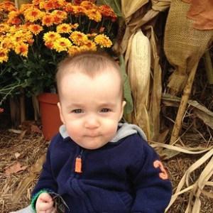 Smiles Pumpkin Picking