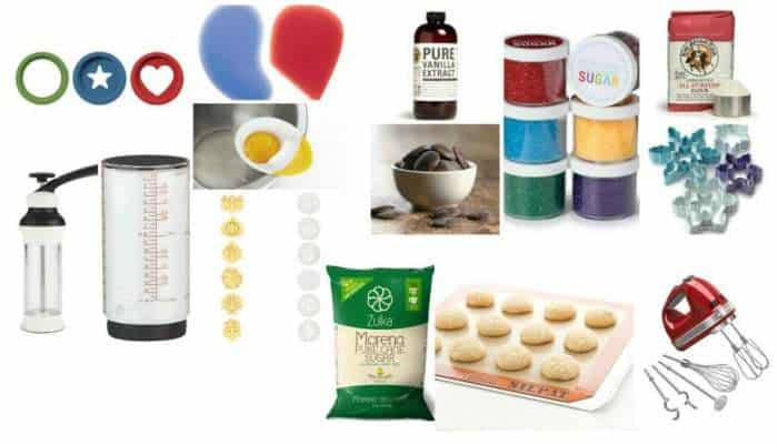 Cookie Week Giveaway PrizeCollage