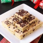 Chocolate Chip Sugar Cookie Bars Peanut Butter Frosting 5