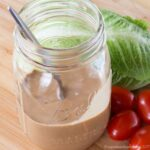 Creamy Balsamic Greek Yogurt Vinaigrette