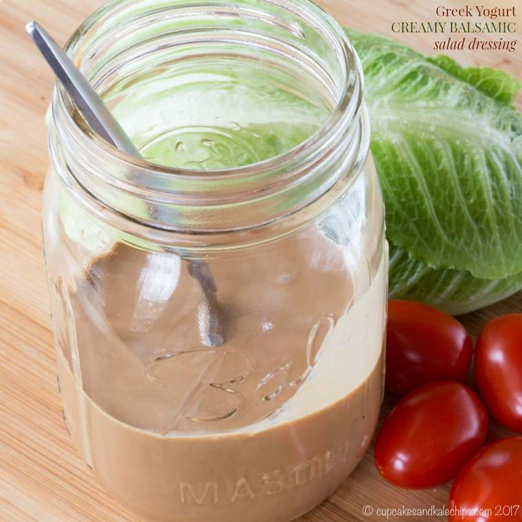 Salad Dressing Bottle