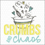 Crumbs and Chaos square logo