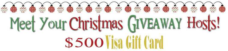 Meet Your Christmas Giveaway Hosts label