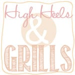 High Heels & Grills square logo