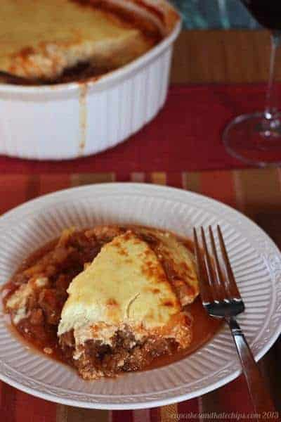 Spaghetti-Squash-Pastitsio-With-Greek-Yogurt-Bechamel