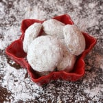 Toffee Almond Snowball Cookies 5