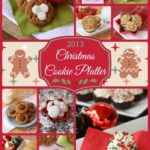 2013 Christmas Cookie Platter Collage