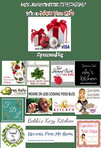 Holiday Cheer Giveaway Logo