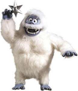 Abominable snowman 258x300