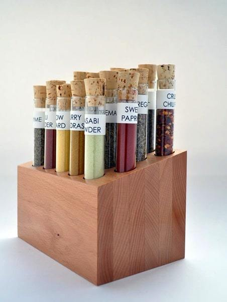 Enter to win this Spice Block with #SavorZ Spices for #AppetizerWeek!
